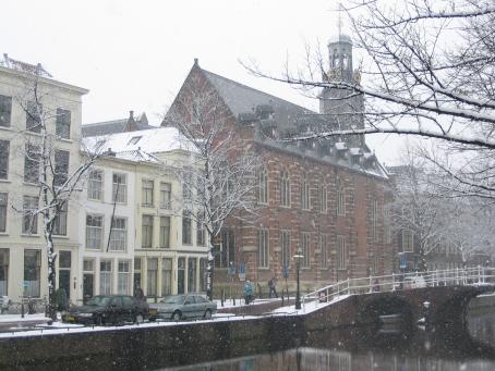 Academiegebouw Universiteit Leiden